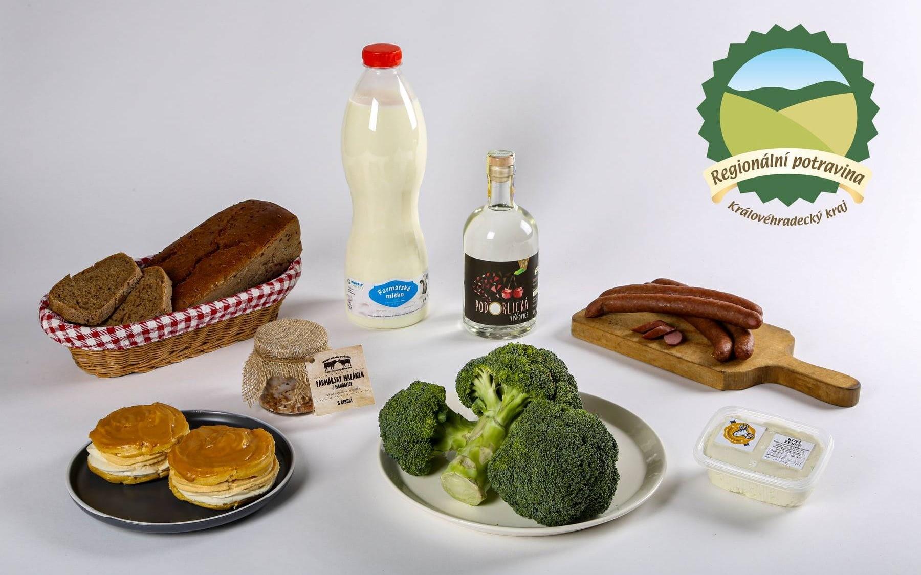 Regionální potravina 2021 - návrh udělení značky pro brokolici